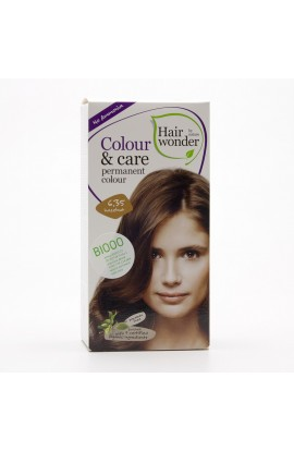 HAIRWONDER, LONG LASTING HAZELNUT 6.35, 100ML