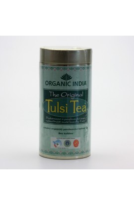 ORGANIC INDIA, TEA TULSI ORIGINAL LOOSE LEAF, 100 G