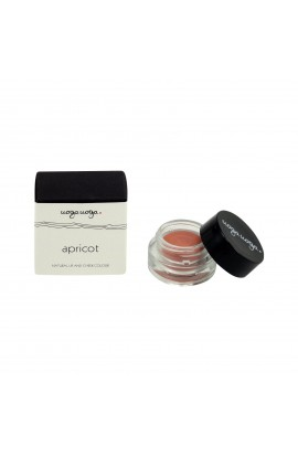 UOGA UOGA, ON THE LIPS AND CHEEKS 602 APRICOT, 6 ML