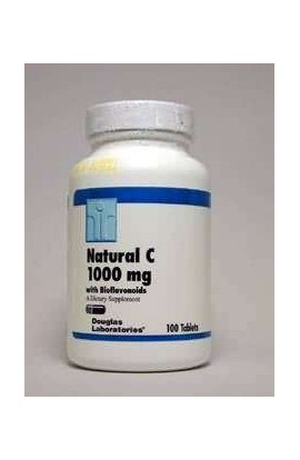 Douglas Labs Natural C (Vitamin C 1000mg) 100 Tabletten