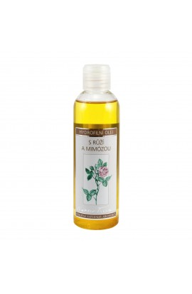 NOBILIS TILIA, HYDROPHILIC WITH ROSES AND MIMÓZOU OIL, 200 ML