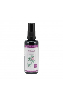 NOBILIS TILIA, FLOWER WATER PINK BIO, 50 ML