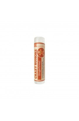 CRAZY RUMORS, LIP BALM GINGERBREAD, 4.25 G