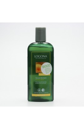 LOGONA, SHAMPOO TO ENHANCE VOLUME FOR BEER AND HONEY, 250 ML