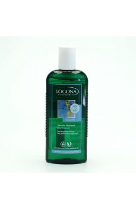 LOGONA, SHAMPOO FOR SENSITIVE SKIN ORGANIC ACACIA, 250 ML
