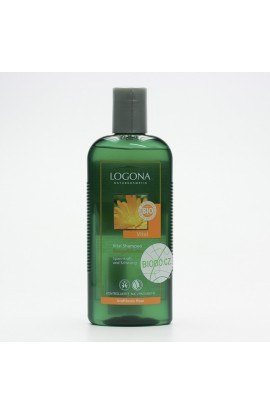 LOGONA, SHAMPOO VITALISING AFTER THE WEAK HAIR CALENDULA, 250 ML