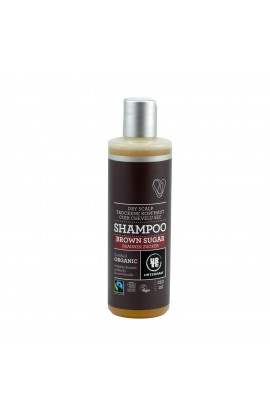 URTEKRAM, SHAMPOO BROWN SUGAR, 250 ML