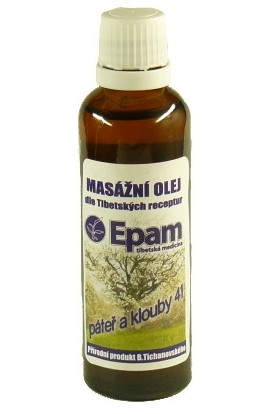 Epam, Epam massage oil 41 mixture 50 ml