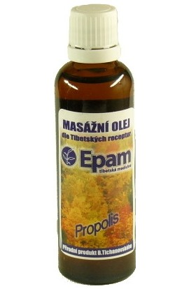 Epam, Epam massage oil propolis 50 ml
