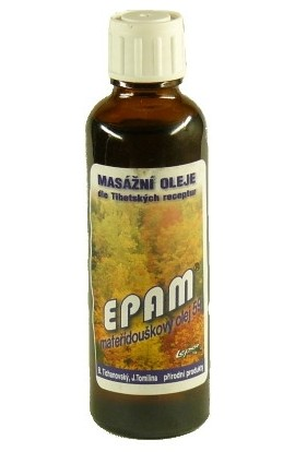Epam, Epam massage oil 59 Matergy 50 ml
