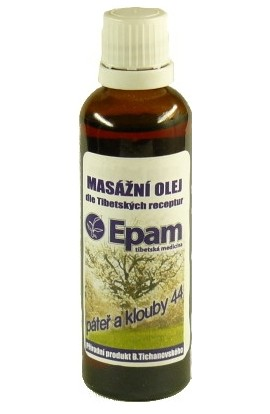 Epam, Epam massage oil 44 Paprika 50 ml