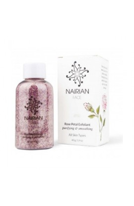Nairian CLEANSING AND SMOOTHING SCRUB FOR THE PERSON WITH ROSE LIPS