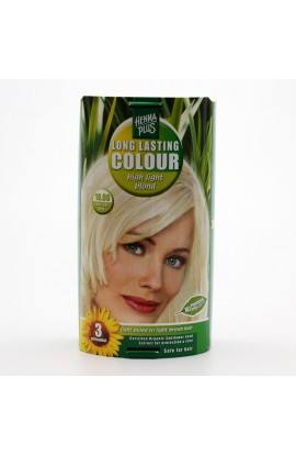 HENNA PLUS, LONG-LASTING COLOR EXTRA LIGHT BLOND 10.00, 100 ML