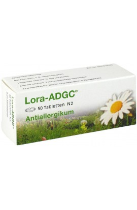 KSK Pharma, Lora ADGC Tabletten, Лора АДГЦ таблетки 50 шт.