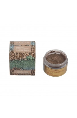 FARAN, MINERAL EYE SHADOW, SPARKLING BRONZE, 4 G
