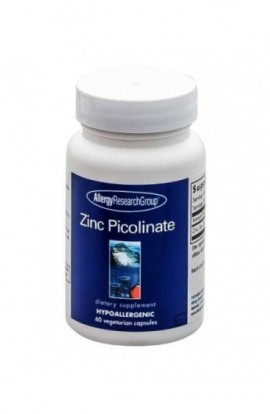 Allergy Research Zinc Picolinate (25 Zinkpicolinat) 60 veg. Kapseln