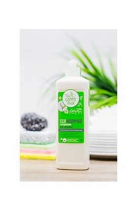 White Mandarin Eco-Milk for cleaning surfaces Green Max 500 g
