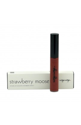 UOGA UOGA, LIP GLOSS 626 STRAWBERRY MOOSE, 7 ML