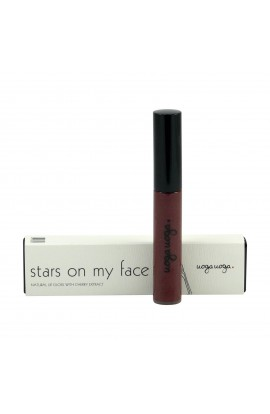 UOGA UOGA, LIP GLOSS 624 STARS ON MY FACE, 7 ML
