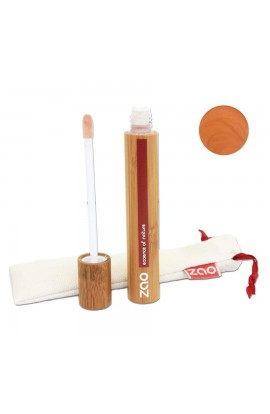ZAO, LIP GLOSS 003 APRICOT, 9 ML
