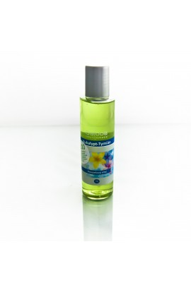 SALOOS, BATH OIL, EUCALYPTUS, AND THYME, 125 ML