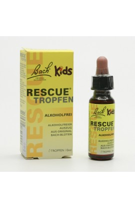 DR. BACH, RESCUE REMEDY, FOR KIDS, 10 ML