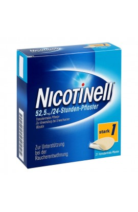 Nicotinell 52,5mg / 24 hours (21 pcs)