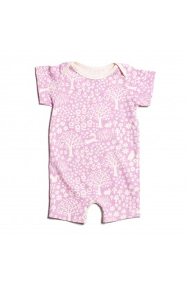 WINTER WATER FACTORY, INFANT OVERALLS SUMMER 12M, 1 PCS