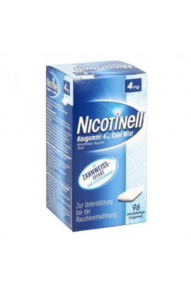 Nicotinell 4mg Cool Mint (96 pcs)