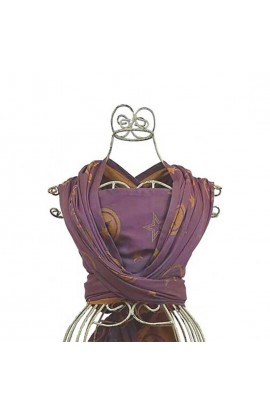 FIDELLA, SCARF, OUTER SPACE (Lilac), 1 PCS