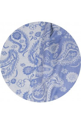 FIDELLA, SCARF, PERSIAN PAISLEY (Royal Blue), 1 PCS