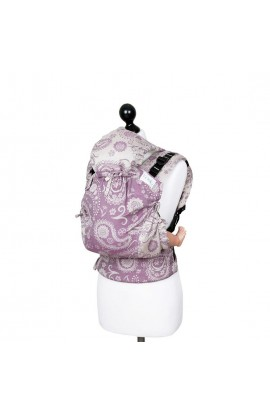 FIDELLA, CARRIER FUSION, PERSIAN PAISLEY (Orchid, Toddler), 1 PCS