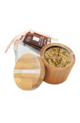 ZAO, SILK MINERAL MAKEUP 507 VERY LIGHT OCHRE, 15 G