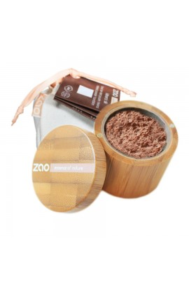 ZAO, SILK MINERAL MAKEUP 508 VERY LIGHT PINK IVORY, 15 G