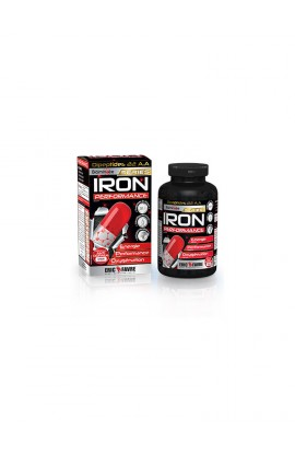 Eric Favre Iron Performance Dipeptides Of The Newest Generation 120 Capsules