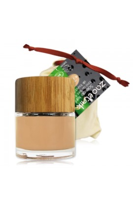 ZAO, SILK LIQUID MAKE-UP 710 LIGHT PEACH, 30 ml