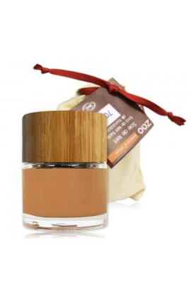 ZAO, SILK LIQUID MAKE-UP 702 APRICOT, 30 ml