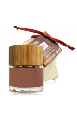 ZAO, SILK LIQUID MAKE-UP 706 CHOCOLATE, 30 ml