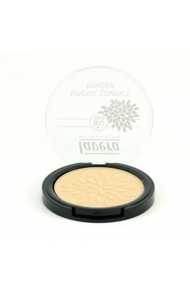 LAVERA, MINERAL COMPACT POWDER 01 IVORY, 7 G