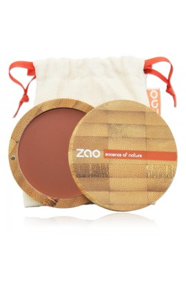 ZAO, BLUSH 321 BROWN ORANGE, 9 G