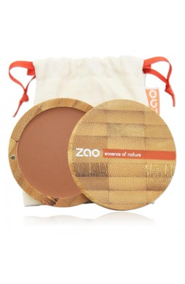 ZAO, BLUSH 324 RED BRICK, 9 G