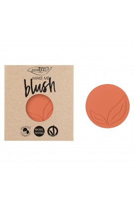 PUROBIO COSMETICS, BLUSHER 04 MATT BRICK, 5,2 G