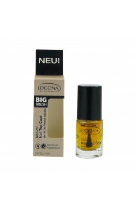 LOGONA, NAIL TOP COAT, 4 ML