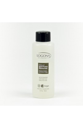 LOGONA, NAIL POLISH REMOVER ON THE NAILS, 100 ML