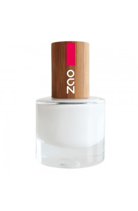 ZAO, NAIL POLISH FRENCH 641 WHITE, 8 ML