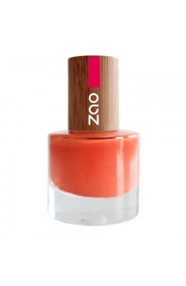 ZAO, NAIL POLISH 647 RUST, 8 ML