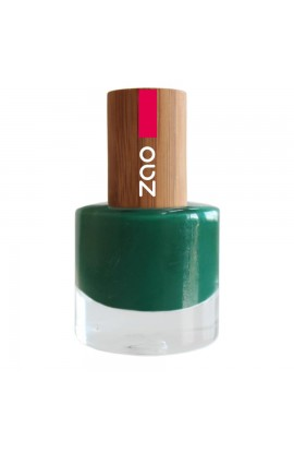 ZAO, NAIL POLISH 648 JADE, 8 ML
