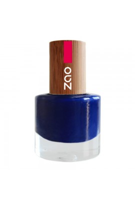 ZAO, NAIL POLISH 653 NIGHT BLUE, 8 ML