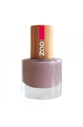 ZAO, NAIL POLISH 655 NUDE, 8 ML