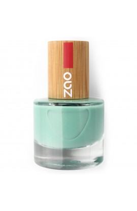 ZAO, NAIL POLISH 660 AQUAMARINE, 8 ML